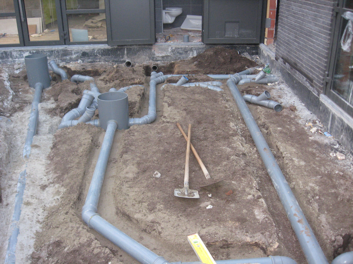 Loodgieter sanitair ontstopping verwarming antwerpen - Hoe dicht terras ...